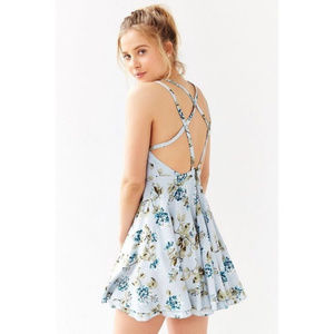 Blue Kimchi Urban Outfitters Dress